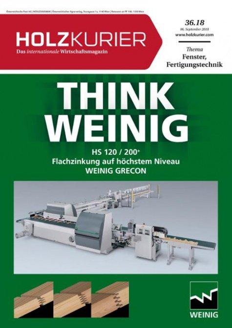 Holzkurier Digital Nr. 36.2018
