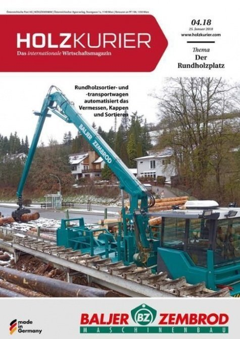 Holzkurier Digital Nr. 04.2018