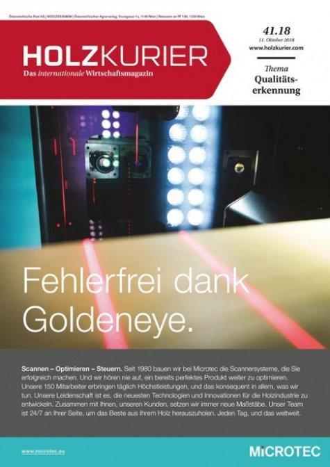 Holzkurier Digital Nr. 41.2018