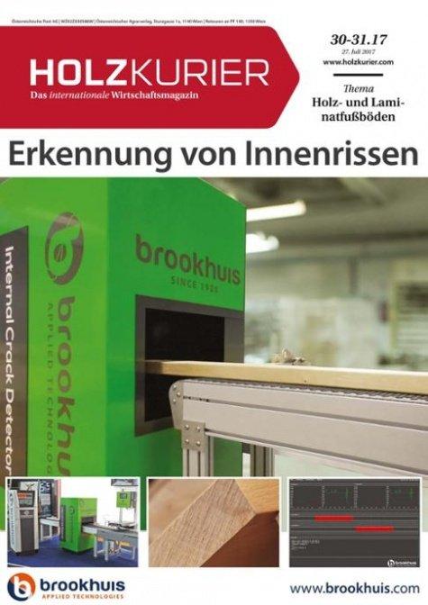Holzkurier Digital Nr. 30-31.2017