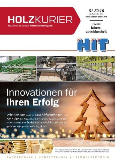 Holzkurier Digital Nr. 51.2016