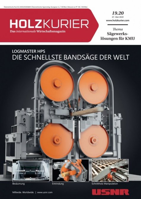 Holzkurier Digital Nr. 19.2020