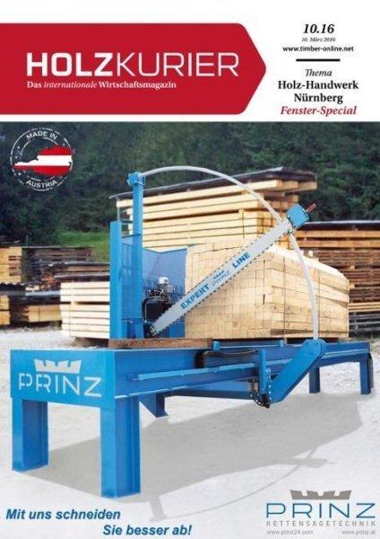 Holzkurier Nr. 10.2016