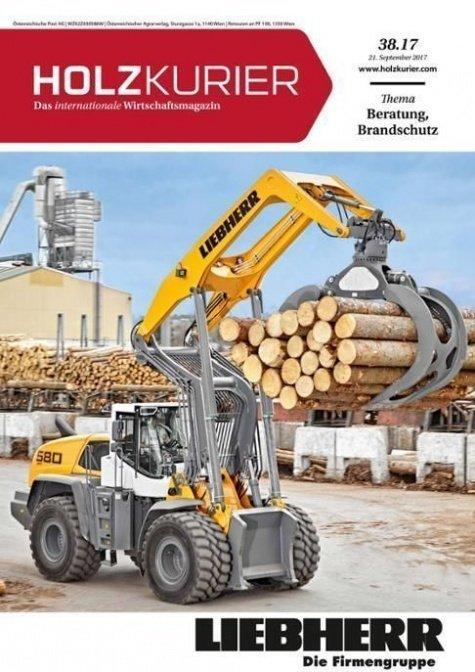 Holzkurier Digital Nr. 38.2017