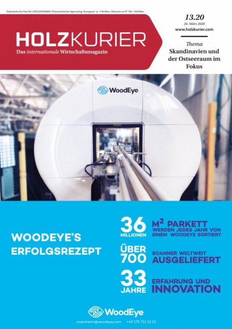 Holzkurier Digital Nr. 13.2020