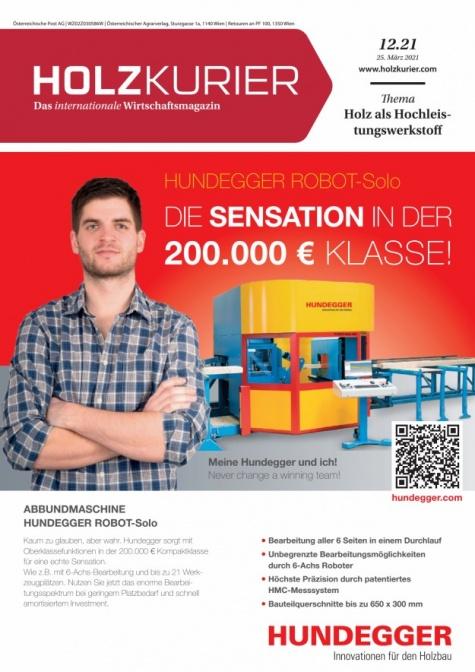 Holzkurier Digital Nr. 12.2021