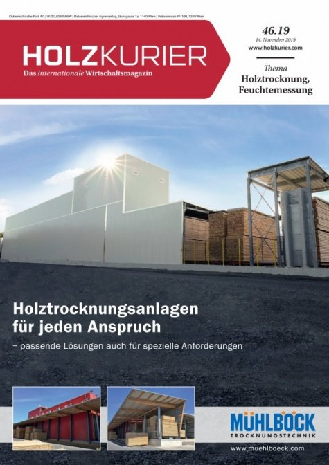 Holzkurier Digital Nr. 46.2019