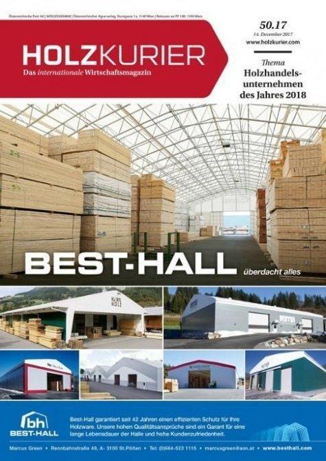 Holzkurier Digital Nr. 50.2017