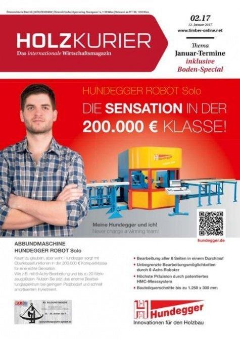 Holzkurier Digital Nr. 2.2017