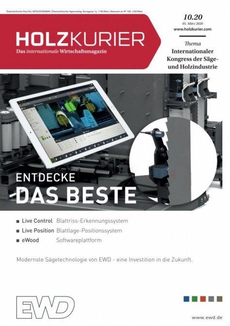 Holzkurier Digital Nr. 10.2020
