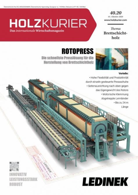 Holzkurier Digital Nr. 40.2020