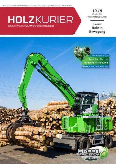 Holzkurier Digital Nr. 12.2019