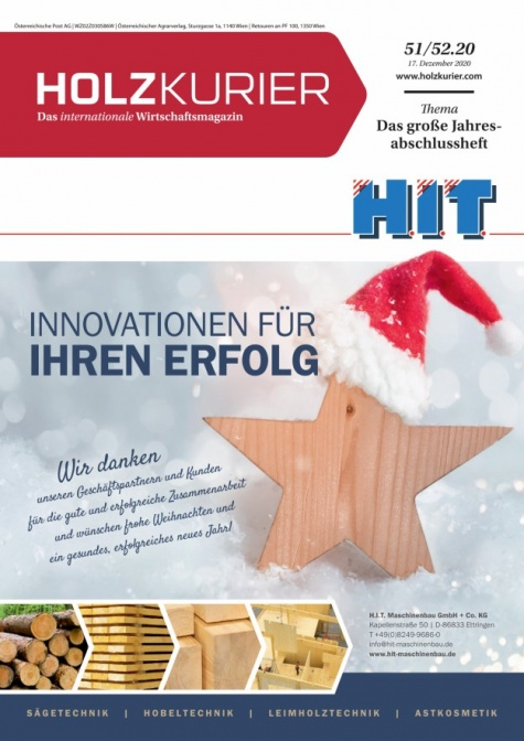 Holzkurier Digital Nr. 51.2020