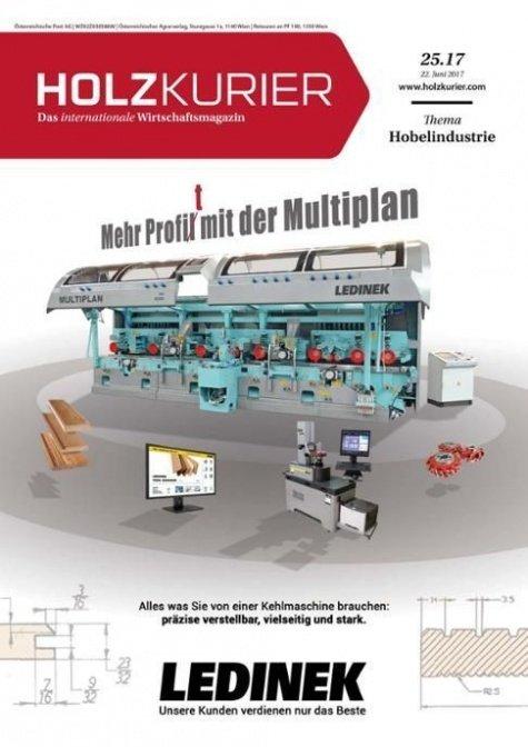 Holzkurier Digital Nr. 25.2017
