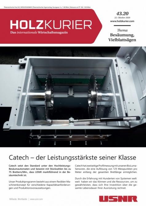 Holzkurier Digital Nr. 43.2020