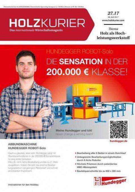 Holzkurier Digital Nr. 27.2017