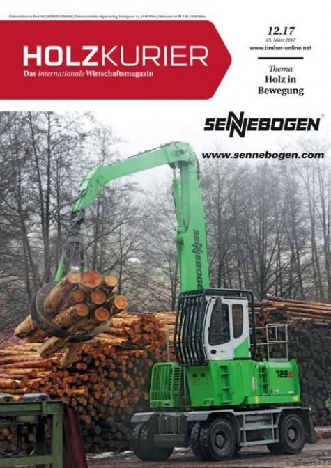Holzkurier Digital Nr. 12.2017