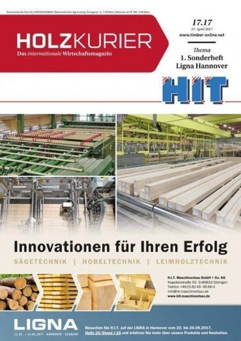 Holzkurier Digital Nr. 17.2017