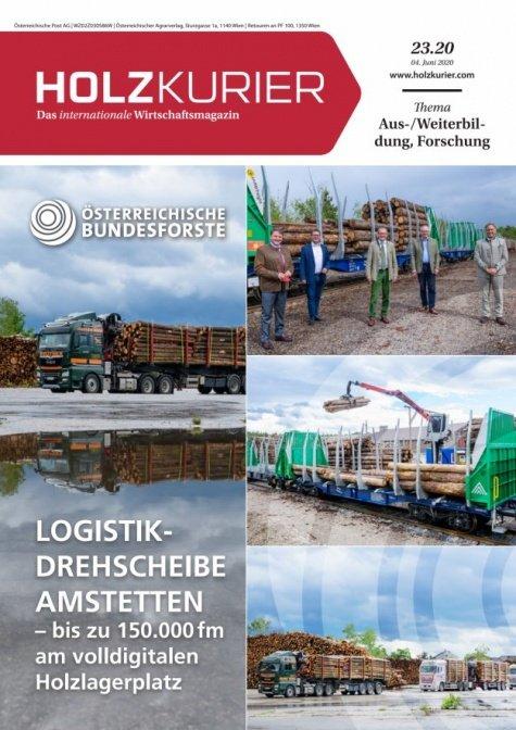 Holzkurier Digital Nr. 23.2020
