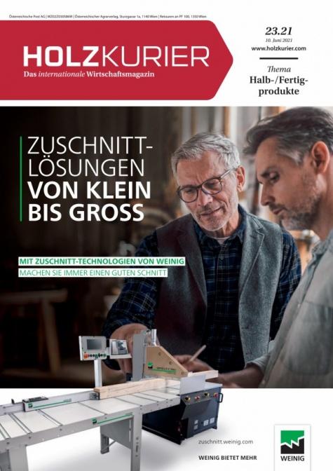 Holzkurier Digital Nr. 23.2021