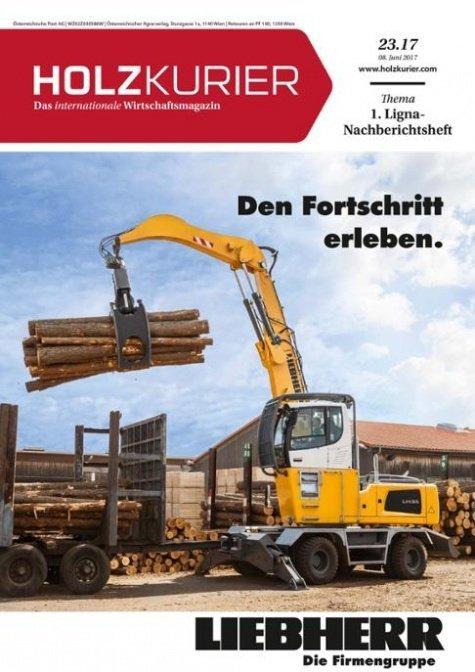 Holzkurier Digital Nr. 23.2017
