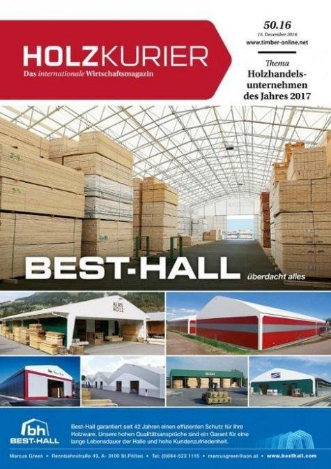 Holzkurier Digital Nr. 50.2016
