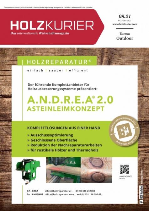 Holzkurier Digital Nr. 09.2021