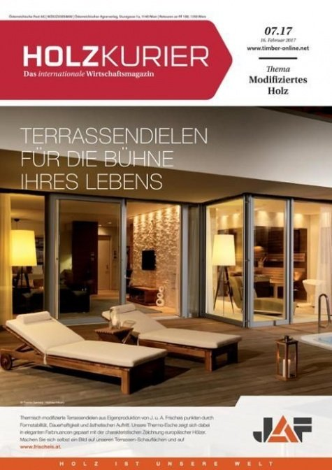 Holzkurier Digital Nr. 7.2017