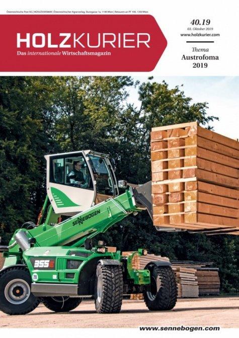 Holzkurier Digital Nr. 40.2019