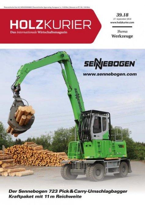 Holzkurier Digital Nr. 39.2018