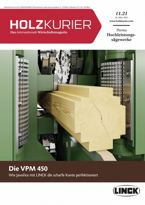 Holzkurier Digital Nr. 11.2021