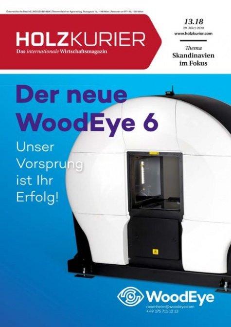 Holzkurier Digital Nr. 13.2018