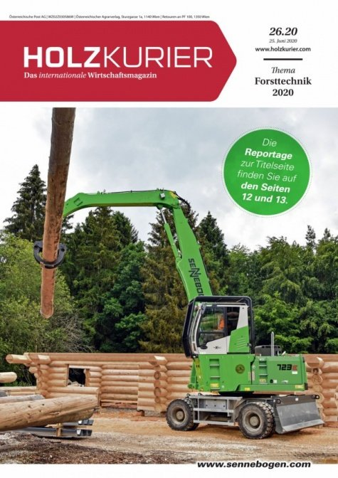 Holzkurier Digital Nr. 26.2020