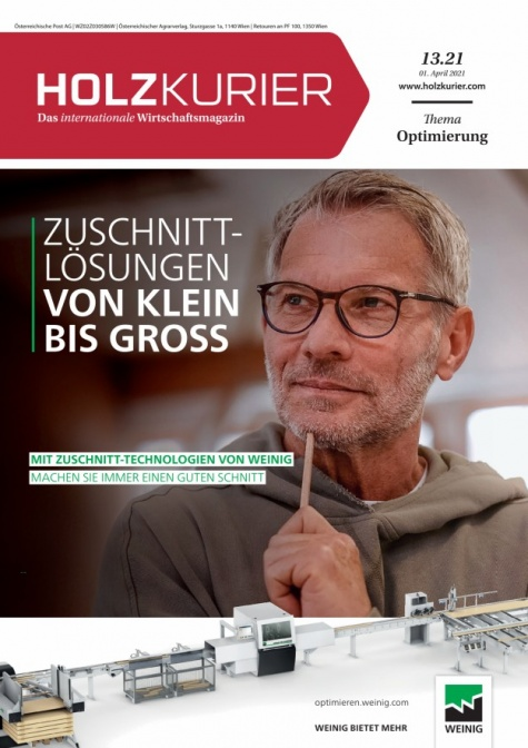 Holzkurier Digital Nr. 13.2021