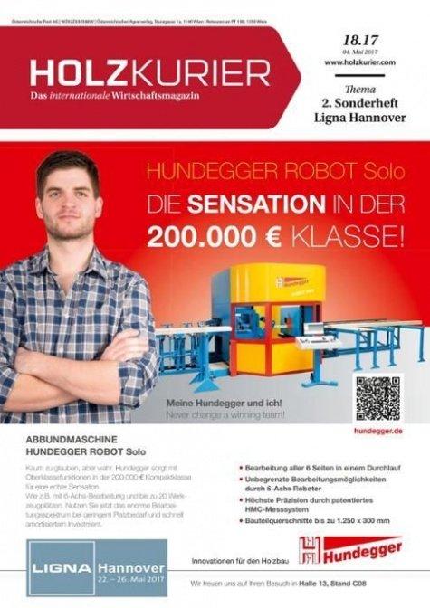 Holzkurier Digital Nr. 18.2017