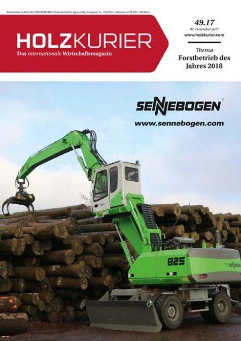 Holzkurier Digital Nr. 49.2017