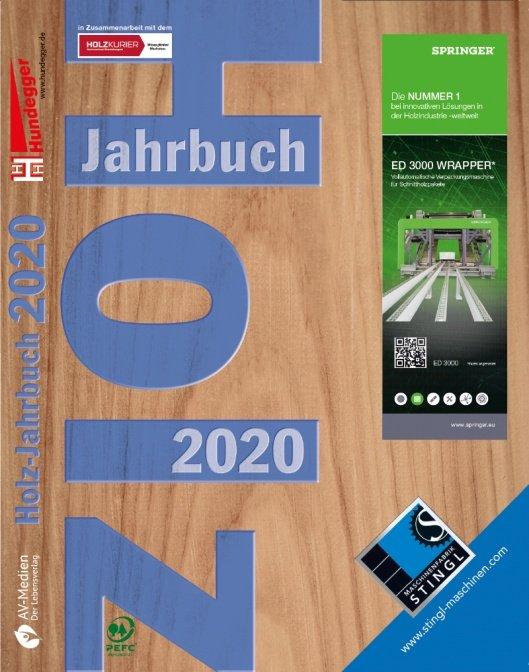 Holz-Jahrbuch 2020