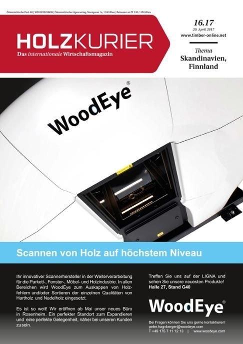 Holzkurier Nr. 17.2016