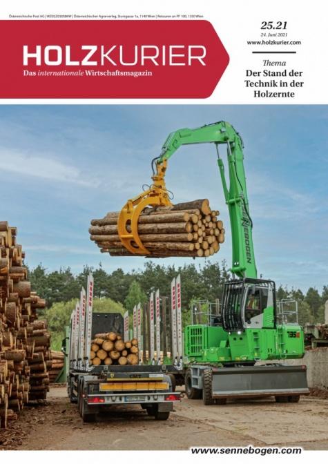 Holzkurier Digital Nr. 25.2021