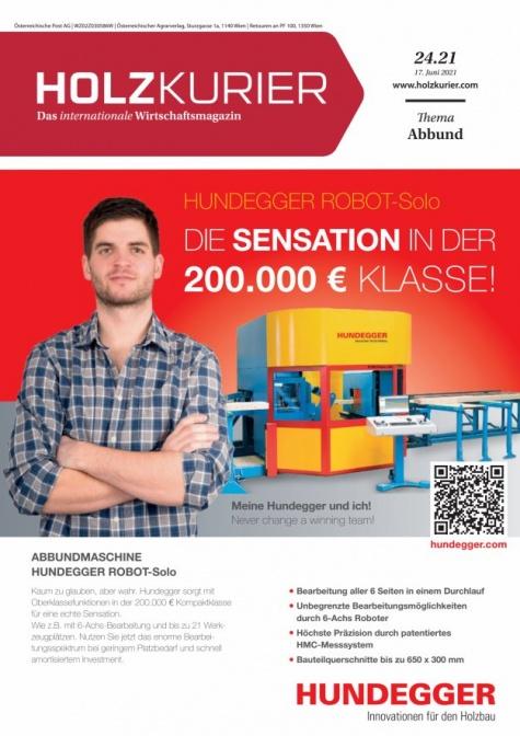 Holzkurier Digital Nr. 24.2021