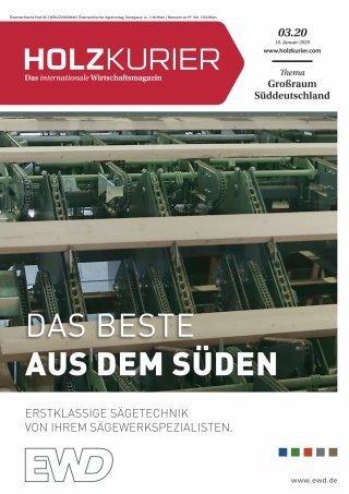 Holzkurier Digital Nr. 03.2020