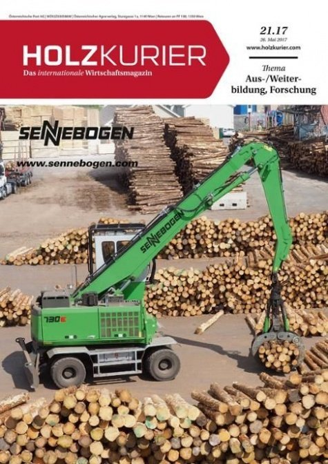 Holzkurier Digital Nr. 21.2017