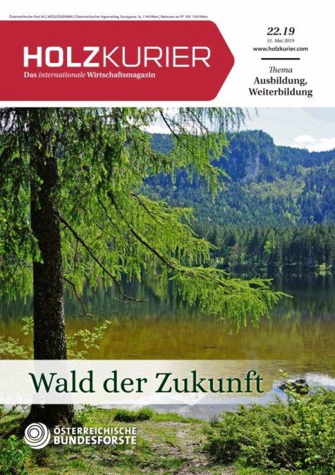 Holzkurier Digital Nr. 22.2019