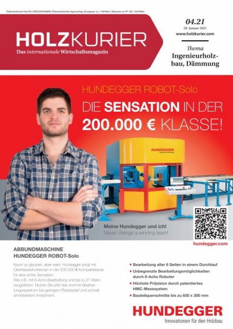 Holzkurier Digital Nr. 04.2021