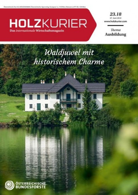 Holzkurier Digital Nr. 23.2018