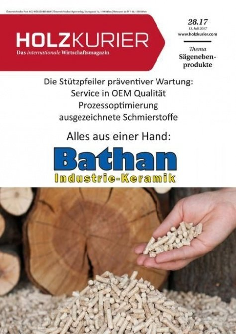 Holzkurier Digital Nr. 28.2017