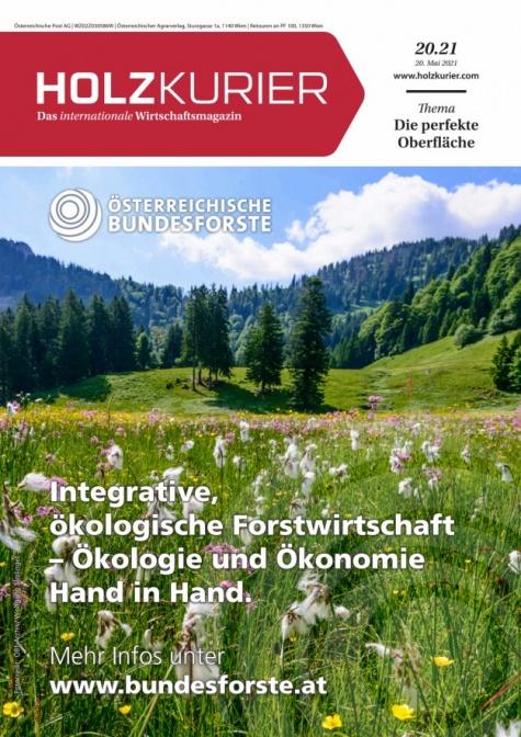 Holzkurier Digital Nr. 20.2021