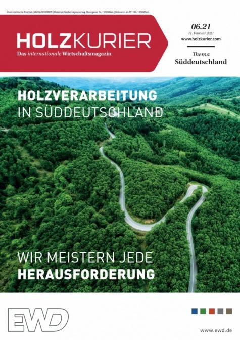 Holzkurier Digital Nr. 06.2021