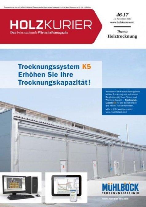 Holzkurier Digital Nr. 46.2017