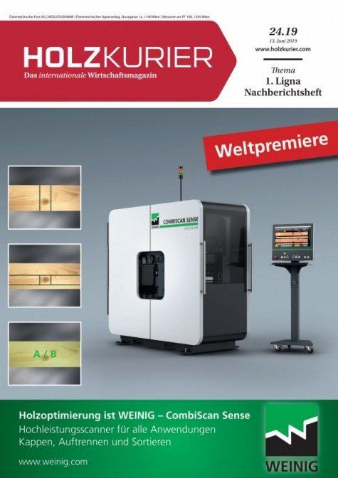 Holzkurier Digital Nr. 24.2019